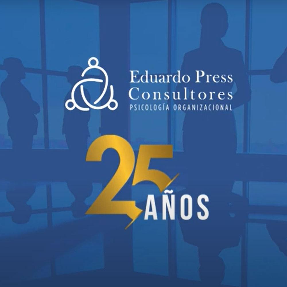 25° Aniversario de Eduardo Press Consultores